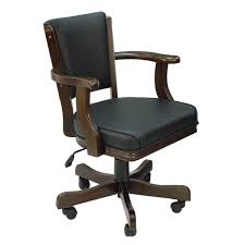 Cushioned Chairs Ram Game Room Gchr2 Swivel Cushioned Game Arm Chair The Mine