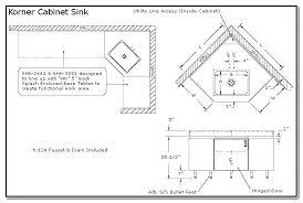 Base Cabinet Height Kitchen Kitchen Sink Width Standard Sink Base Cabinet Width Kitchen