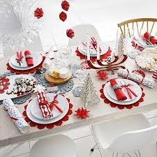 nice christmas table decorations cool red christmas table decorations and 794 best christmas table