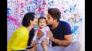 Beautiful Family Allu Arjun With Family U0026 The Most Beautiful Moments Youtube