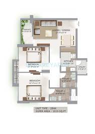 3c lotus boulevard in sector 100 noida project overview unit