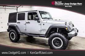 certified jeep wrangler certified pre owned 2015 jeep wrangler unlimited sport 4d sport