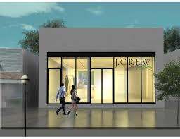 is j crew coming to magazine street canal street beat new