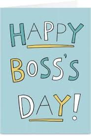 Happy Boss S Day Meme - national boss day and a meme gift appreciation and cards