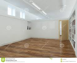 Laminate Floor Pictures Living Room Empty Living Room With Laminate Flooring Stock Photos Image