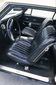 1969 Chevelle Interior 1968 Chevrolet Chevelle Ss 396 A Profile Of A Muscle Car