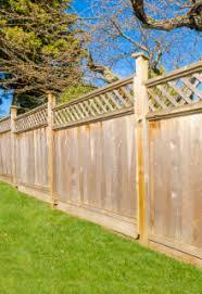 jardin cloture clôtures de jardin conseil de prix infos sur le placement de