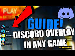 discord overlay how to add discord overlay to any game or recording clipzui com