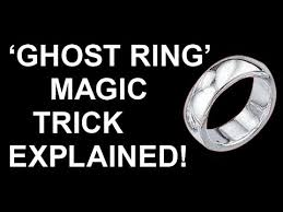 three card trick wedding band do mind blowing magic with any finger ring learn the amazing