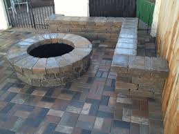 Outdoor Stone Firepits by 918 Outdoor In Tulsa Fireplaces U0026 Fire Pits