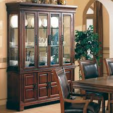 dining room hutch with glass doors 10926