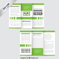 powerpoint trifold template 28 images tri fold powerpoint