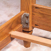 Bed Frame Joints Construction