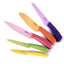 28 colorful kitchen knives 3 inch ceramic knife colorful