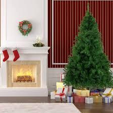 amazon com happypony 7 5 u0027premium christmas pin tree durable