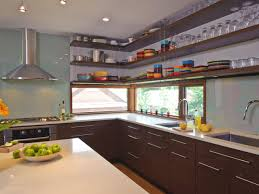 Modern Kitchen Ideas For Small Kitchens by 9 Kitchen Color Ideas That Aren U0027t White Hgtv U0027s Decorating