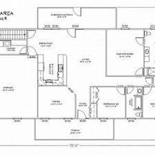 ranch style floor plans with walkout basement ranch style floor plans with walkout basement home designs open