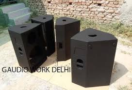 empty 15 inch speaker cabinets speaker monitor la speaker monitor eaw 215 manufacturer from new delhi