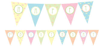 free happy 1st birthday party printables pizzazzerie