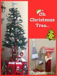 oh christmas tree teach me mommy