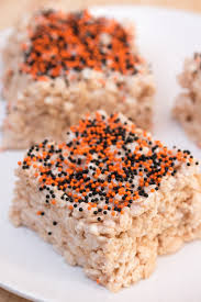 vegan rice krispies treats with aquafaba jerry