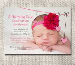 appealing naming ceremony invitation cards 28 about remodel baby
