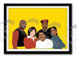 classic tv poster martin tv show 90 u0027s poster hip hop