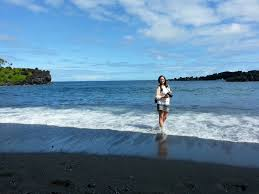 Black Sand Beaches Maui by Road To Hana Livin U0027 Hard