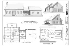 cape cod style floor plans the manchester cape cod style timber frame house plan 2652 sq ft