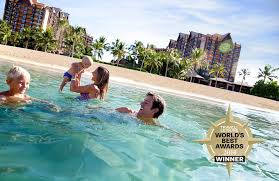 Hawaii travel and leisure images Aulani a disney resort spa in hawaii has received the 1 jpg