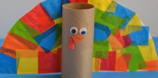 toilet paper turkey craft toilet paper roll turkey kid craft the resourceful