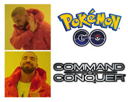Drake Be Like Meme - drake likes command conquer drakeposting know your meme