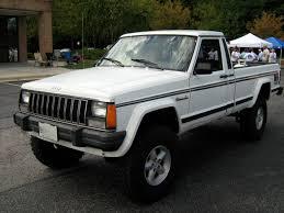 jeep comanche spare tire carrier file jeep comanche pioneer white md l jpg wikimedia commons