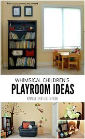 kids playroom ideas a whimsical and fun reveal
