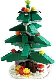 lego mini figure set 40024 tree