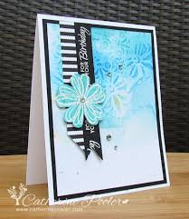 Water Challenge Tutorial Distress Ink Water And Embossing Card Tutorial