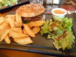 hamburger di natale picture of au bureau reims tripadvisor