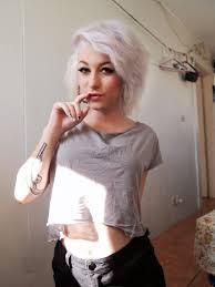 short white hair the only verdict is vengeance via tumblr on we heart it