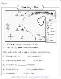 compass worksheet homeschooling geography pinterest compass