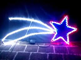 shooting star christmas lights led shooting star christmas light sold by christmas alight youtube