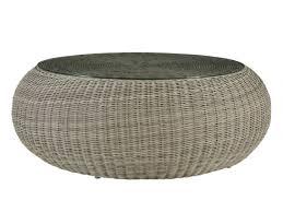 table basse ronde en bois massif phaichi com table basse fer et