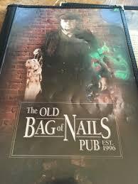 old bag of nails pub westerville menu prices u0026 restaurant