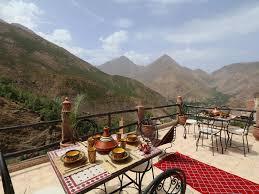 chambre chez l habitant marrakech les jardins du toubkal chambres chez l habitant à imlil maroc
