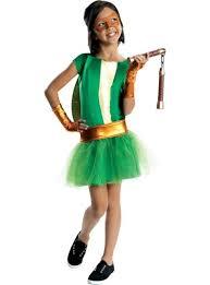 Party Halloween Costumes Teenage Girls Girls Michelangelo Costume Deluxe Teenage Mutant Ninja Turtles