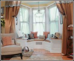 Flexible Curtain Rods For Bay Windows Corner Window Curtain Rod Diy Custom Corner Curtain Rod Have A