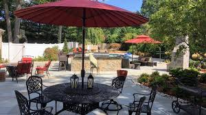 outdoor living pictures outdoor living spaces kitchens bbqs by mufson bergen county nj