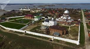 siege unesco cathedral monastery in russia s sviyazhsk gets unesco
