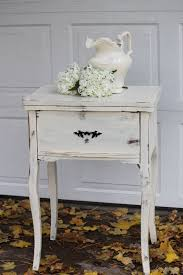 Shabby Chic Side Table Shabby Chic End Tables Search My Tiny Home Pinterest