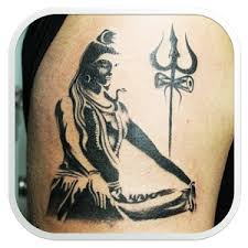 shiva tattoo designs android apps on google play