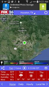 houston doppler map houston weather fox 26 radar android apps on play
